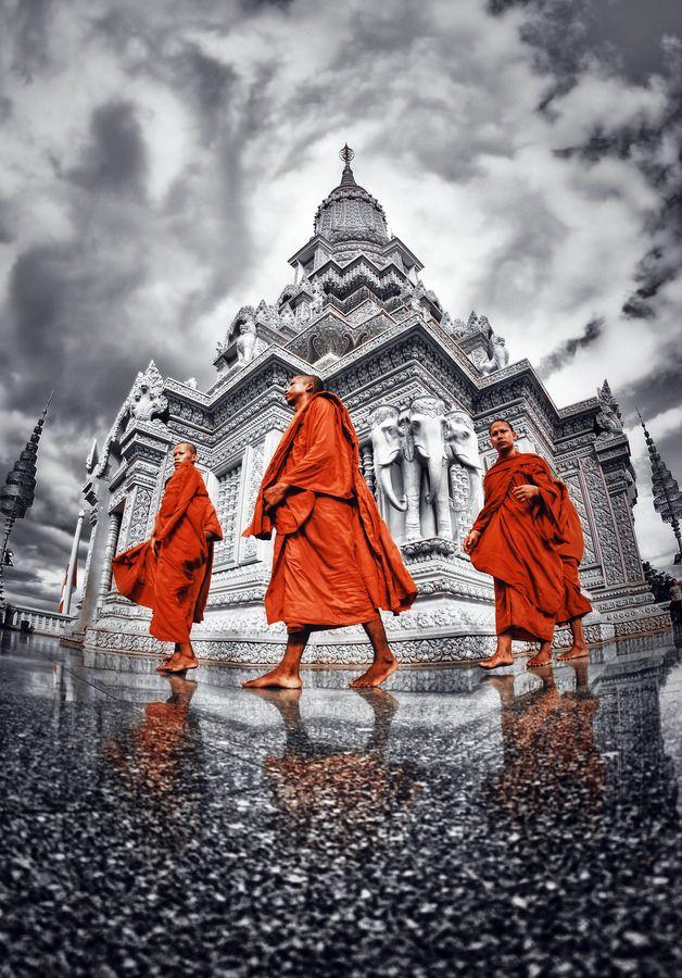 SPR AMBAR monks