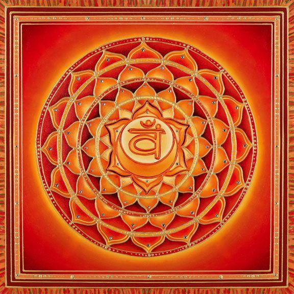 SPR AMBAR orange chakra