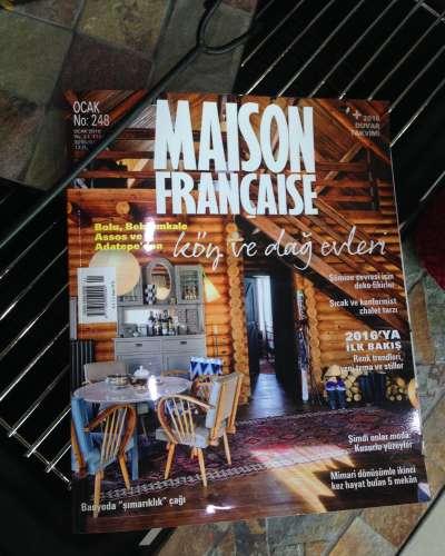 SPR AMBAR_Maison Française_Ocak 2016_dergi