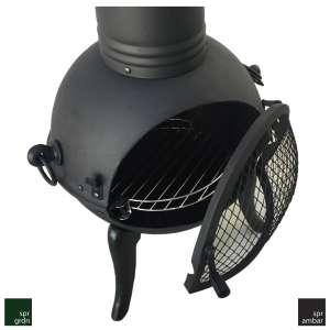 HAFTANIN ÜRÜNÜ SPR AMBAR_Modern Soba_hazne detay_kapak açık_01_ bahçe mobilyaları bahçe mobilyası soba modern soba ızgara mangal