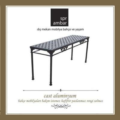 spr ambar sprambar bahçe mobilyası mobilyaları dresuar konsol masası