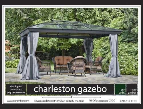 CHARLESTON GAZEBO