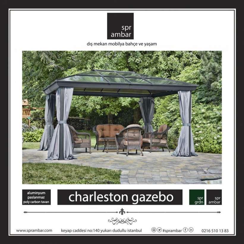 spr ambar bahçe mobilyası mobilyaları gazebo bahçe