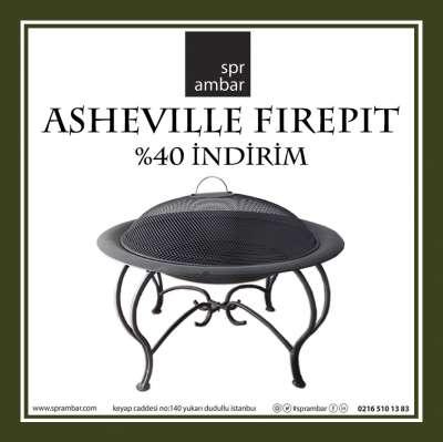 spr ambar haftanin secili urunu Asheville Firepit 30.01.2017 kare